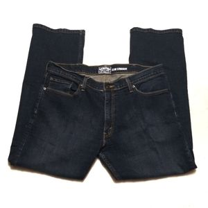 Signature Levi Strauss Slim Straight 38x30
